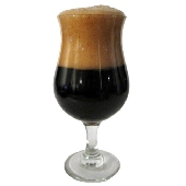 Maschera Nera (Black Mask) Beer - CONTE DE QUIRRA