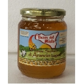 Organic Sicilian orange blossom honey - Az. Agricola Melia