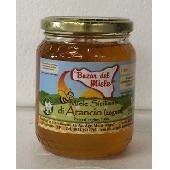 Organic Sicilian orange blossom honey - Az. Agricola Melia