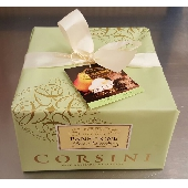 Premium Panettone Pear and Chocolate with Paper and Bow