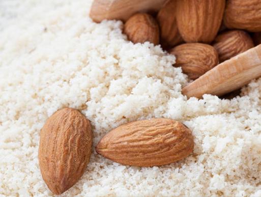 Ground Sicilian almonds