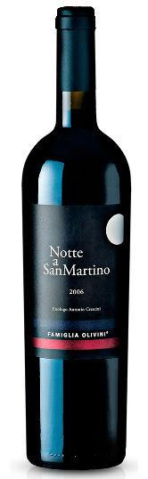 "Benaco Bresciano Igt ""Notte a San Martino"" Merlot - Olivini"