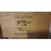 Riserva Chianti Classico Machiavelli 1997 - Vigna di Fontalle  6 Bottiglie