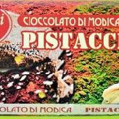 Cioccolato di Modica al Pistacchio - Pasticceria Spinnagghi