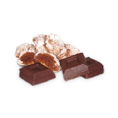 L�AMARETTO DEL SAN CARLON WITH CHOCOLATE - Pasticceria Aliverti