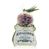 Mezzi rigatoni of Organic Durum Wheat Semola Wholemea l- Pasta Benedetto Cavalieri