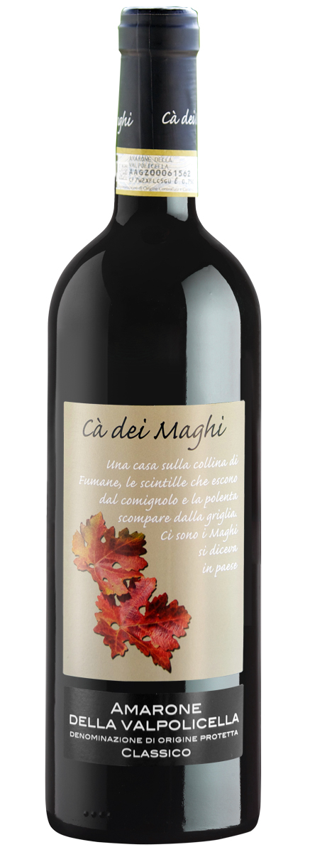 Amarone 2010 - 0.50 cl - Cà Dei Maghi