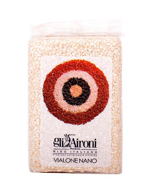 Vialone Nano Rice - Gli Aironi