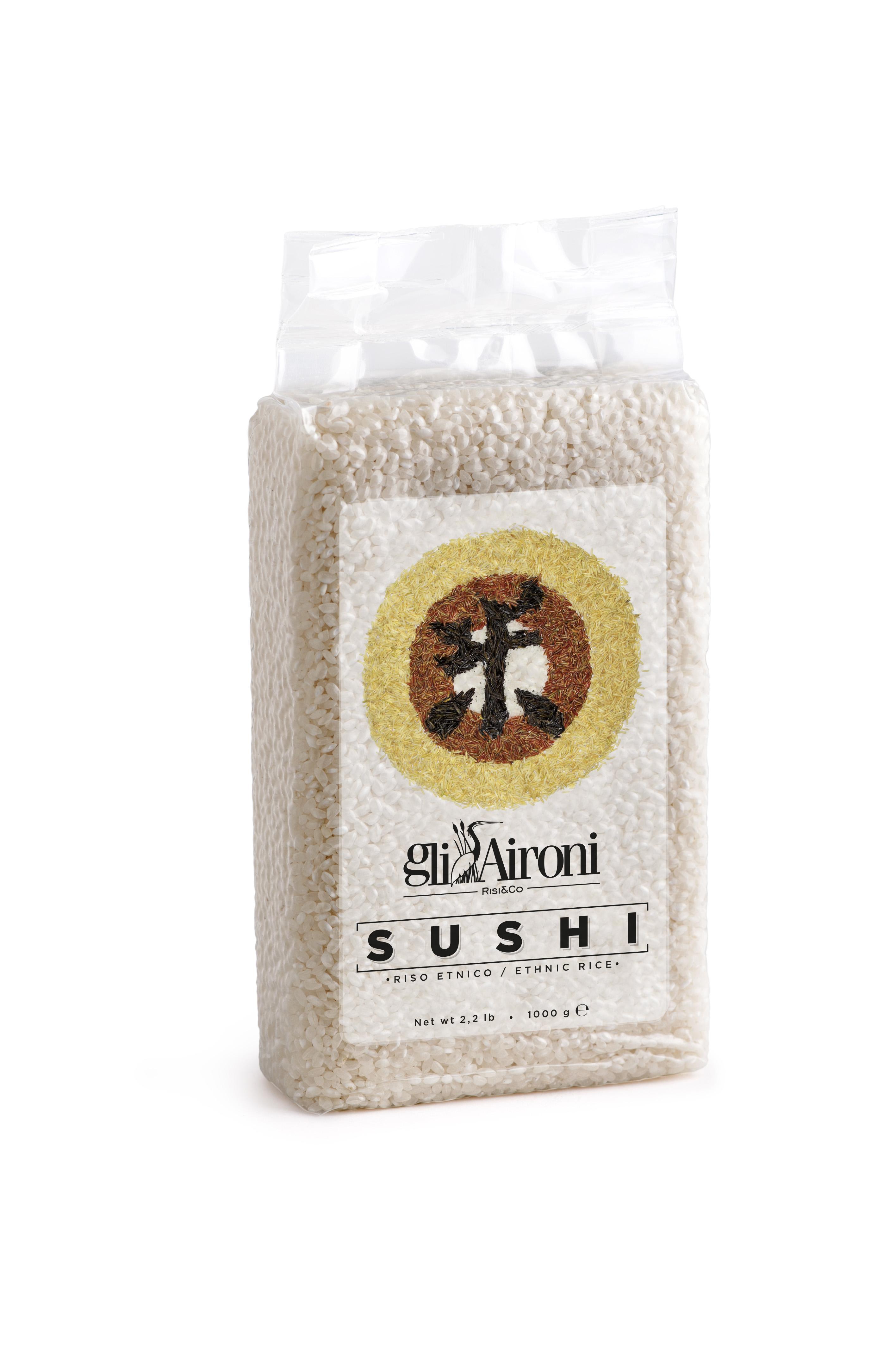 Sushi Rice  - GliAironi