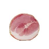 Culatta di Prosciutto Cotto Nostrano (culatta made from grilled ham) - Branchi Prosciutti