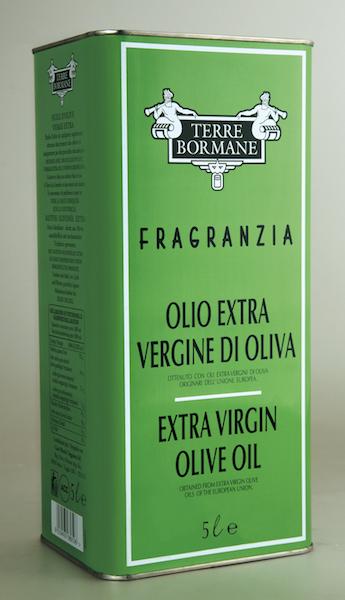 Olio extra vergine di Oliva Terre Bormane e/v  Taggias - Terre Bormane