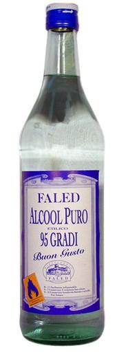Alcool Puro - Faled