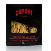 Pappardelle Caponi (egg pasta)