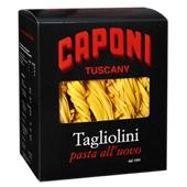 Tagliolini Caponi (egg pasta)