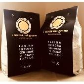 Farina integra con germe di grano antico - I Cerchi nel Grano