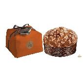Panettone Tradizionale with chocolate - Hand Wrapped - Fiasconaro