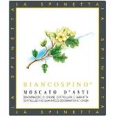Moscato d'Asti Biancospino - La Spinetta